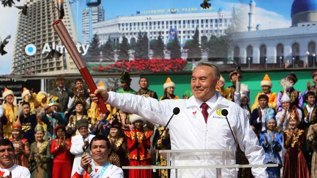 «Понимаем, серьезный счет. Но чтобы прямо уходить...» «Авангард» пошутил про отставку Назарбаева