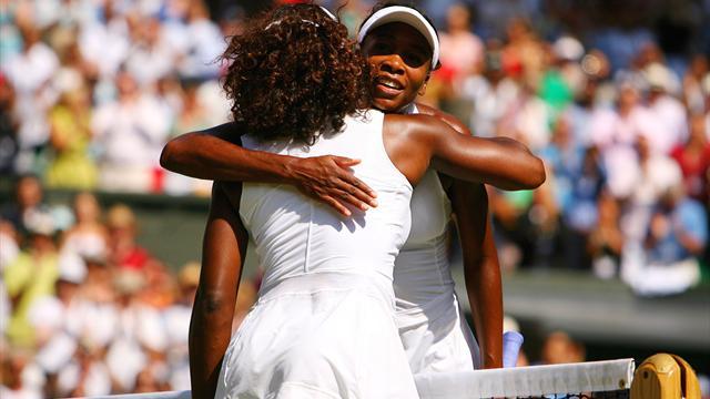 Serena Williams - Venus Williams EN DIRECT