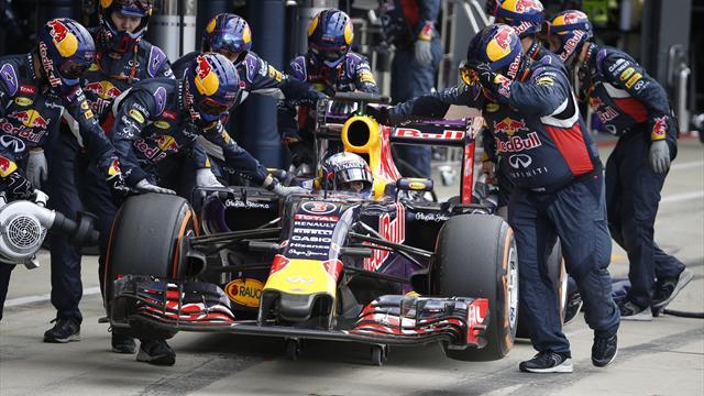 Les notes : Ricciardo a faut�, Hamilton a rus�