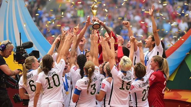 Dünya Kupası ABD'nin