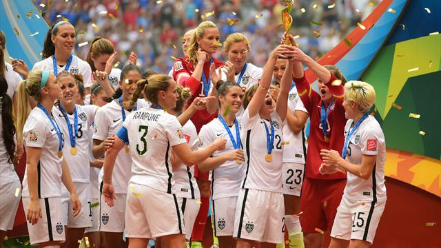 Carli Lloyd hat-trick helps USA reclaim World Cup against Japan