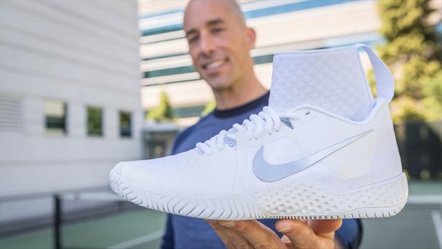 Les chaussures de Serena Williams inspir�es par celles de Kobe Bryant