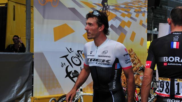 Cancellara ne sera pas à Rio et raccrochera en 2016