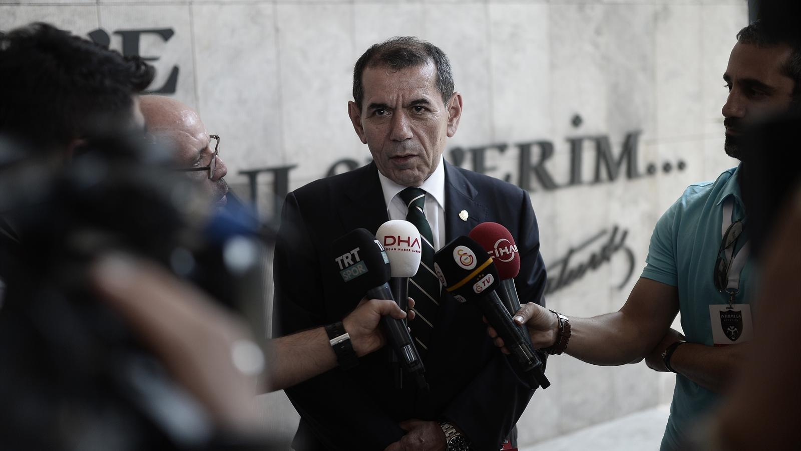 Dursun Özbek: Son 4 sezonda 130 milyon dolar zararımız var