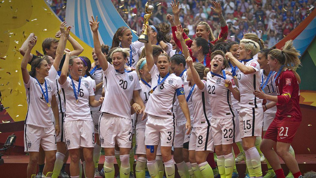 Nazionale femminile USA