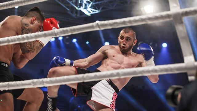 Аскеров: «Готов к любому форс-мажору в бою с Гундаренко»