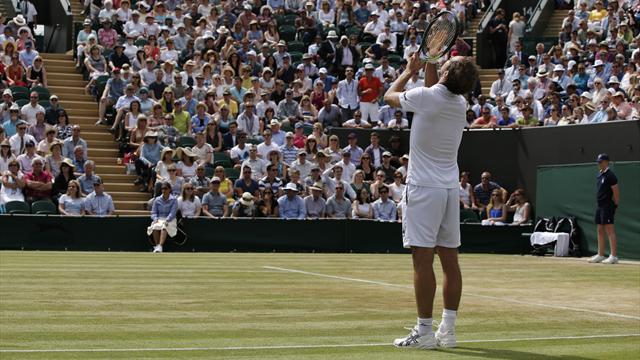 Tennis : Simon et Tsonga lanceront les hostilit�s, Gasquet r�serv� pour le double