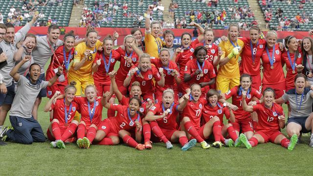 FA slammed after tweet about England Women