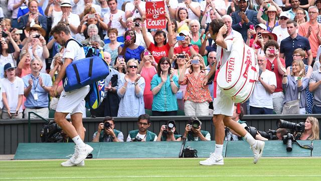 Federer et Wawrinka en quart : ils sont pr�ts au combat face aux Fran�ais