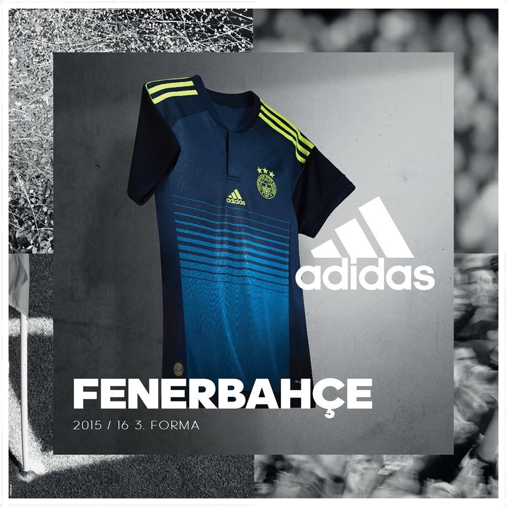 Fenerbahçe yeni sezon forması