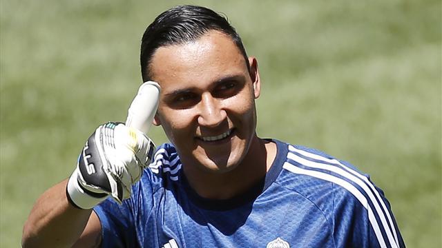 AS: «Реал» продлит контракт с Навасом в конце сезона