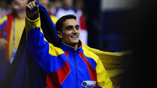 Marian Drăgulescu s-a calificat la Olimpiadă pentru a cincea oară în carieră
