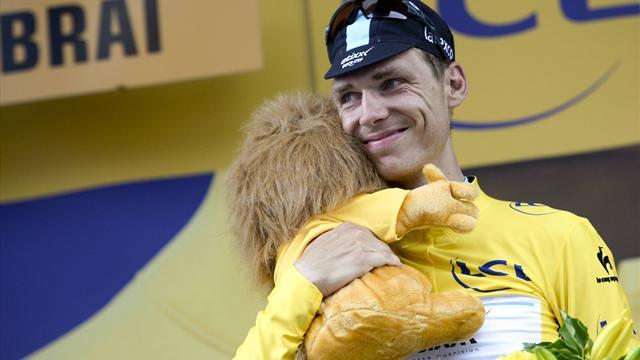 Alle deutschen Träger des Gelben Trikots der Tour de France