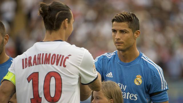 Ibrahimovic attacca Ronaldo: