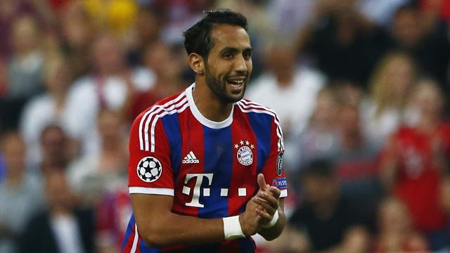 Bayern's Benatia open to Real or Juventus move if he doesn't get more game time