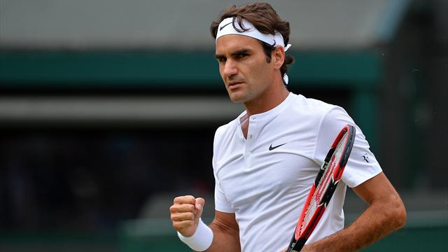 Impitoyable, Federer met fin à l'aventure de Simon