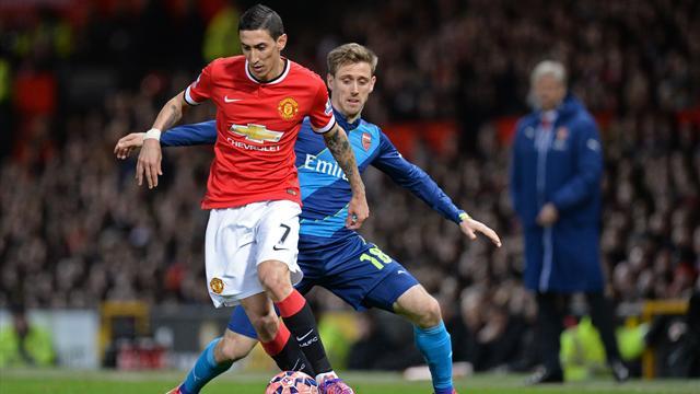 Le PSG et Manchester United seraient tombés d'accord pour Di Maria