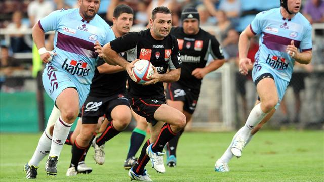 Bayonne débutera à Albi, Lyon contre Bourgoin