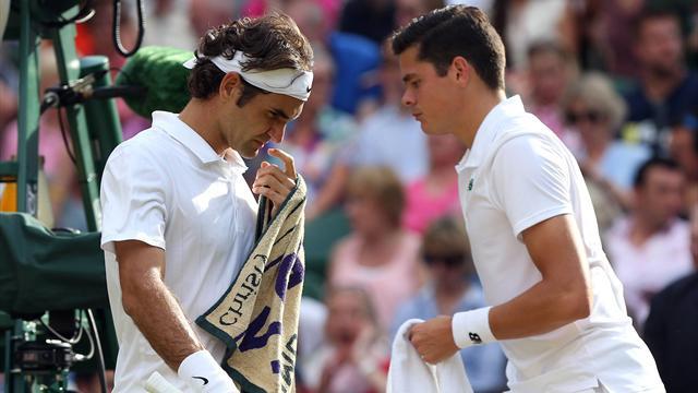 Federer-Raonic : le favori n'est peut-être pas celui que vous croyez…