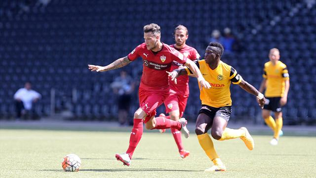 Stuttgart verliert Testspiel gegen Bern