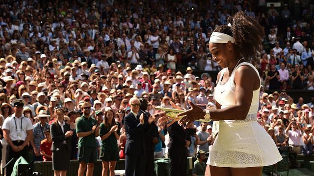 Pour Serena, rattraper Steffi Graf n'est désormais plus un rêve inaccessible