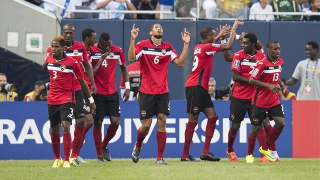 Trinidad und Tobago schießt sich ins Viertelfinale