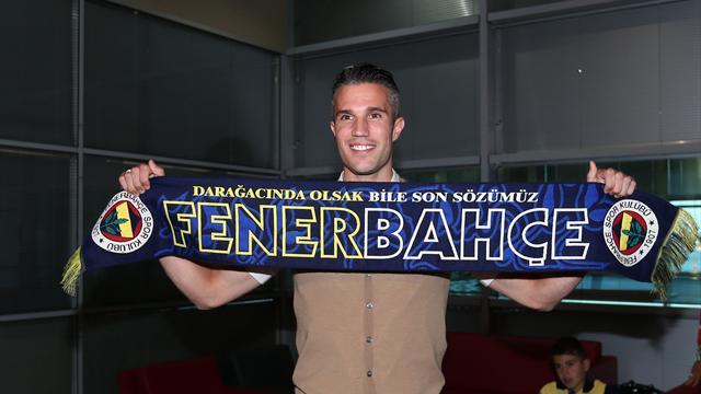 Van Persie, le nouveau gros coup de Fenerbahçe