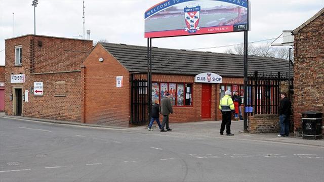 Stadium delay for Minstermen