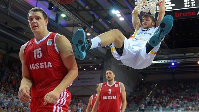 Мозгов не сыграет на Евробаскете-2015