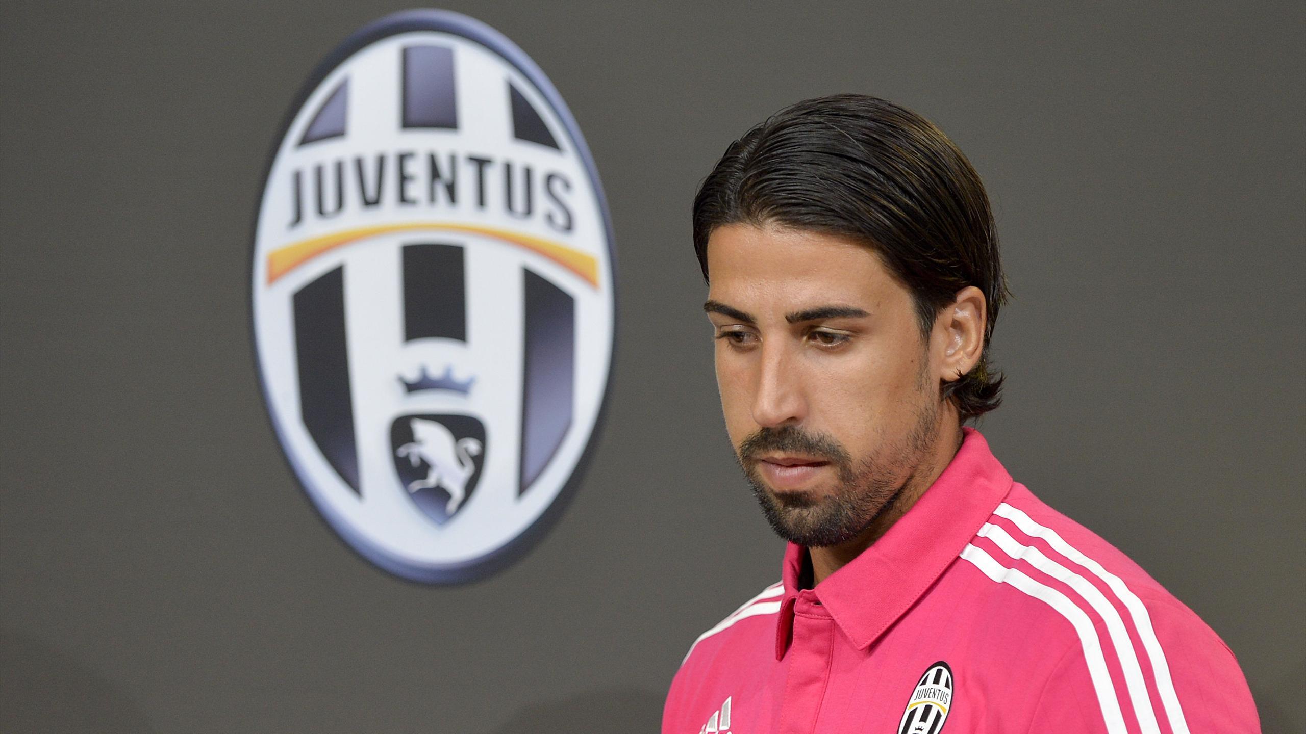 Sami Khedira Juventus 2015 LaPresse