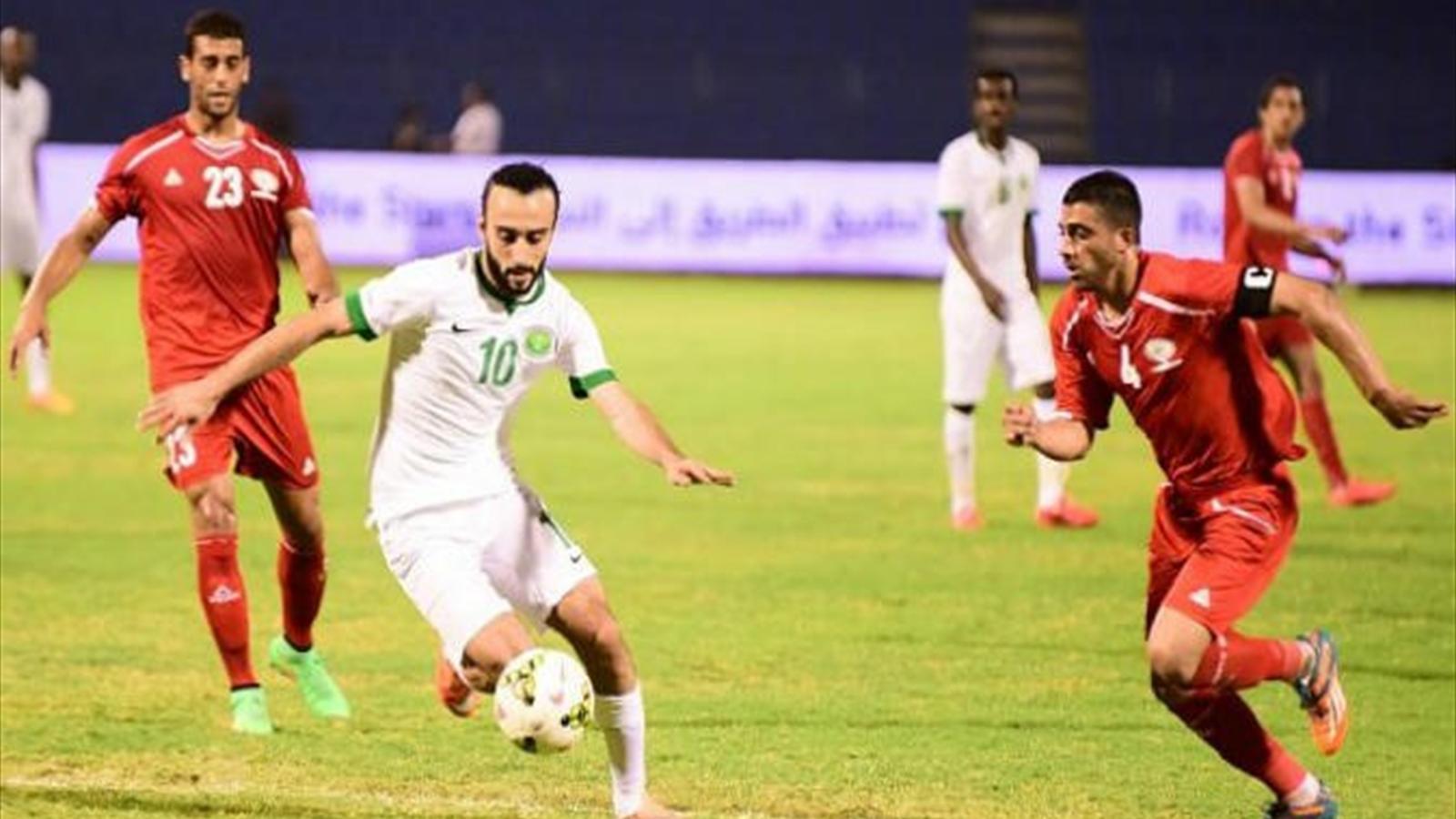 عاجل..أوامر سيادية تنقل مباراة فلسطين والسعودية للأردن