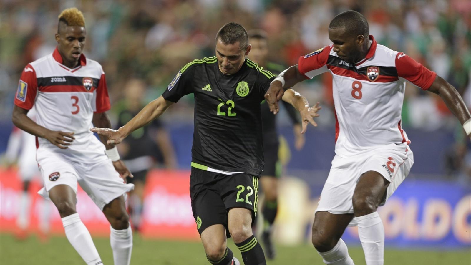 Все 8 голов безумного матча Мексика – Тринидад и Тобаго