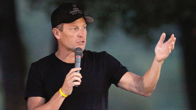 """Armstrong l'assure : Uber a """"sauvé"""" sa famille de la faillite"""