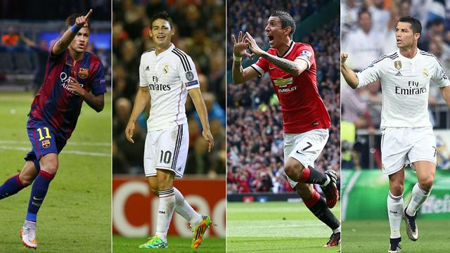 Bale, Neymar, Ronaldo... Le Top 10 des joueurs les plus chers de l'histoire
