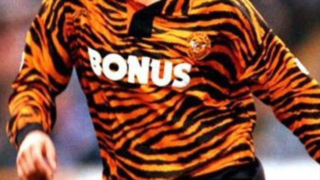 Les maillots de foot les plus ridicules de l'histoire