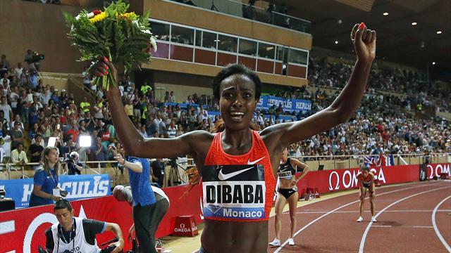 Une Dibaba record, un Gatlin en 9''78 et un Lavillenie solide : les stars ont brillé à Monaco