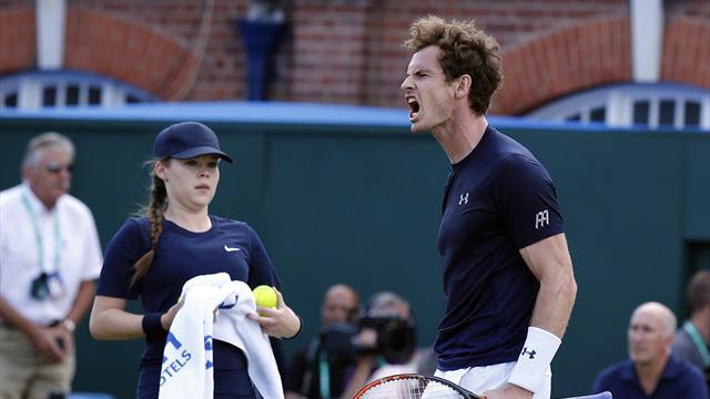 Pour mieux préparer la finale de Coupe Davis, Murray envisage de faire l'impasse sur le Masters