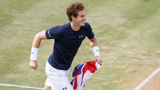 Tennis : Apr�s Nadal, Djokovic et Federer, au tour de Murray de loucher sur la Coupe