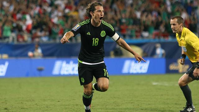 Mexiko und Panama im Halbfinale beim Gold Cup