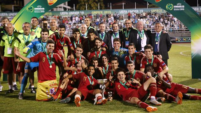 Kings of Europe: Spain extend their remarkable record of success