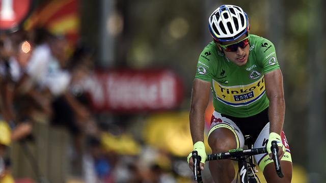 Vuelta Skelter: Sagan, the Incredible Sulk