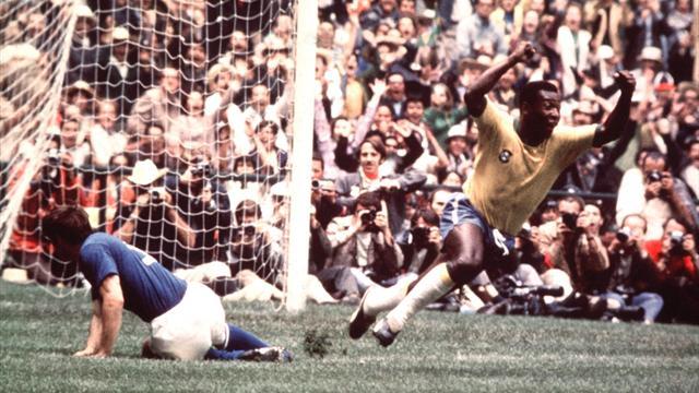 L'evoluzione del numero dieci: da Pelé a Pirlo