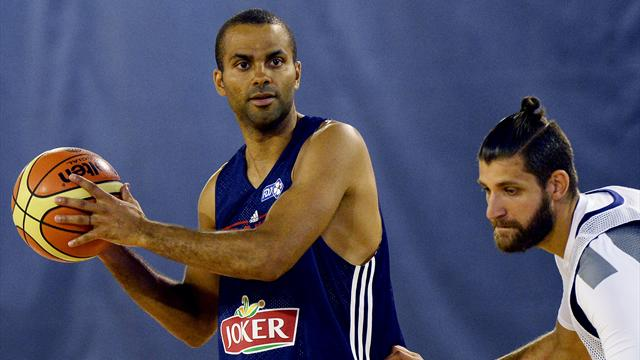"""""""C'est l'�quipe la plus forte, la plus talentueuse de toute l'histoire du basket fran�ais"""""""