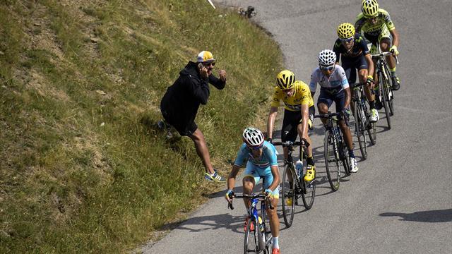 Tour de Francia 2015: Contador se cae y se aleja de casi todas sus opciones