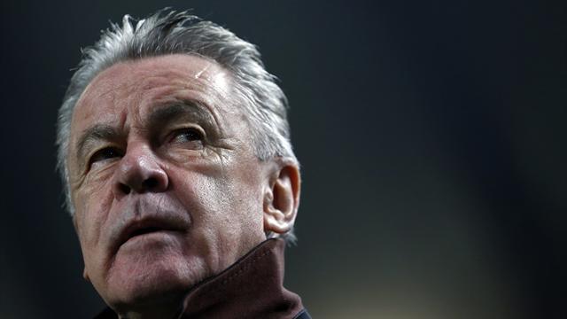 """Pour Hitzfeld, la nomination de Zidane est une """"folie"""""""