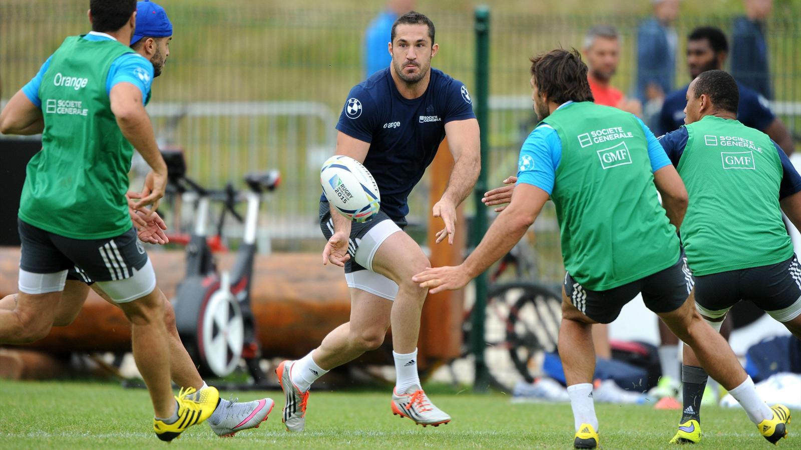 Coupe du monde xv de france le physique d 39 accord mais - Coupe de france rugby 2015 ...