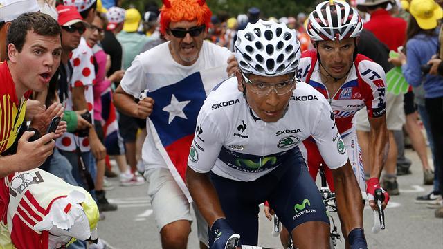 Priorité au Tour de France pour Quintana, Valverde en équipier