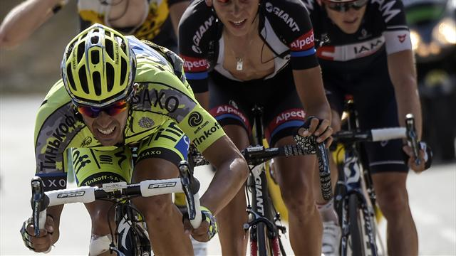 Contador met déjà fin à sa saison