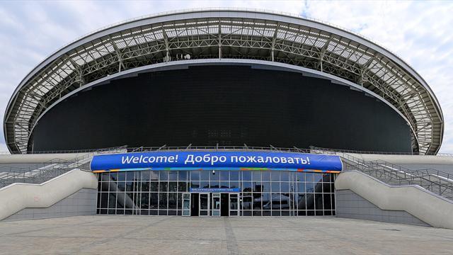 Du multi-fonctions Kazan au retardataire Kaliningrad : le point sur les stades de Russie 2018