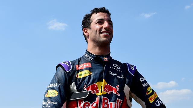C'est Ricciardo qui étrennera la RB13